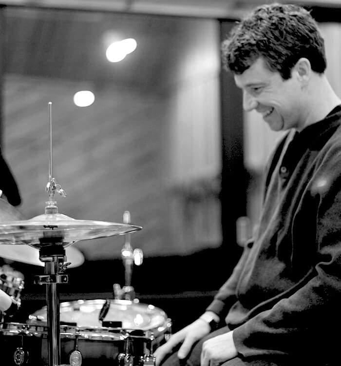 Mike Connors - Drums